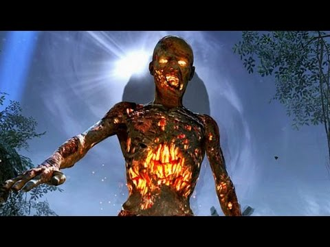 THE LEGENDARY DLC3 - Call of Duty Black Ops Zombies SHANGRI-LA Gameplay