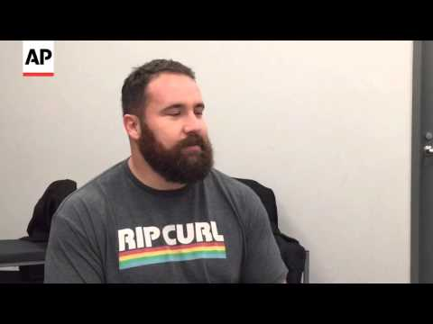 "Panthers Ryan Kalil On ""Star Wars: The Force Awakens"""