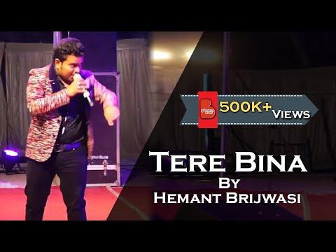 Tere Bina Song By Hemant Brijwasi