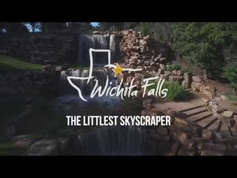 Choose Wichita Falls: The Littlest Skyscraper