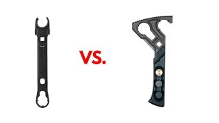 Guns N' Stuff 017 - Magpul Vs  Real Avid, Battle of the Wrenches!