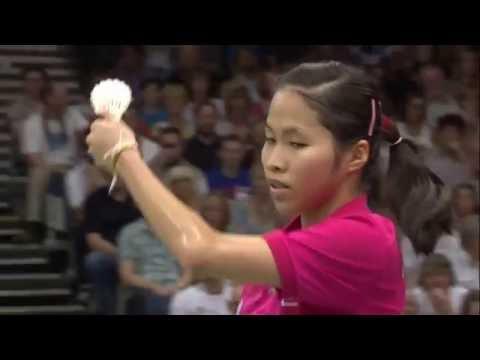 Ratchanok Intanon vs Wang Xin | WS QF London Olympics 2012