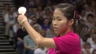 Ratchanok Intanon vs Wang Xin | WS QF London Olympics 2012