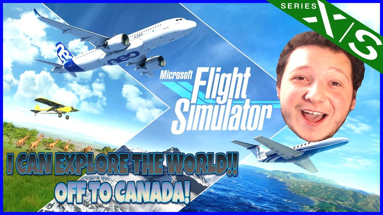 MICROSOFT FLIGHT SIMULATOR NOW ON XBOX SERIES X S!🤯BASICS & FLYING THROUGH MY HOME COUNTRY!