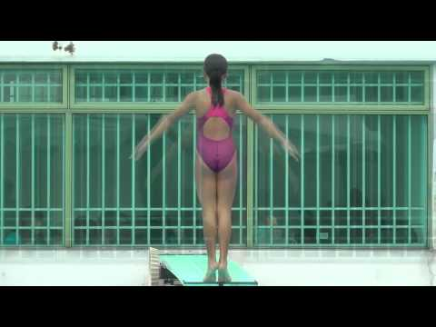 4th Singapore Diving Grand Prix 2014 - Day 1