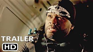 DEN OF THIEVES Official Teaser Trailer (2018) Gerard Butler, 50 cent