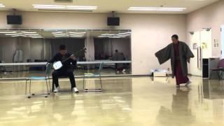 24年振りの共演前のリハーサル映像。 中学生のとき2人は学校祭でクラス...
