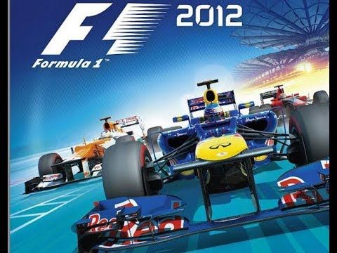 F1 2012 6-os coop R03: CHINA-SHANGHAI