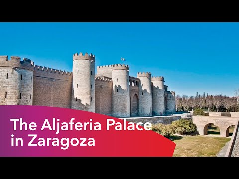 The Aljaferia Palace in Zaragoza
