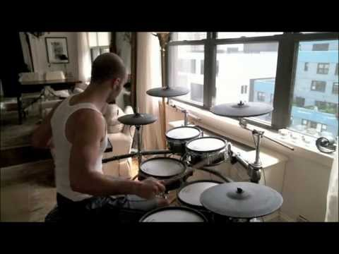 """Bourne Vivaldi"" The Piano Guys Drum Cover by Alex Marks"