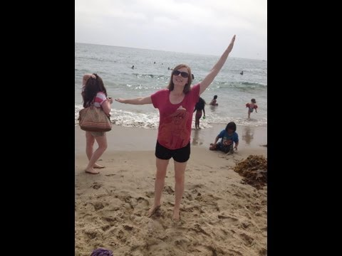 Post-Disney World ICP 2013 Vlog #33 : Santa Monica