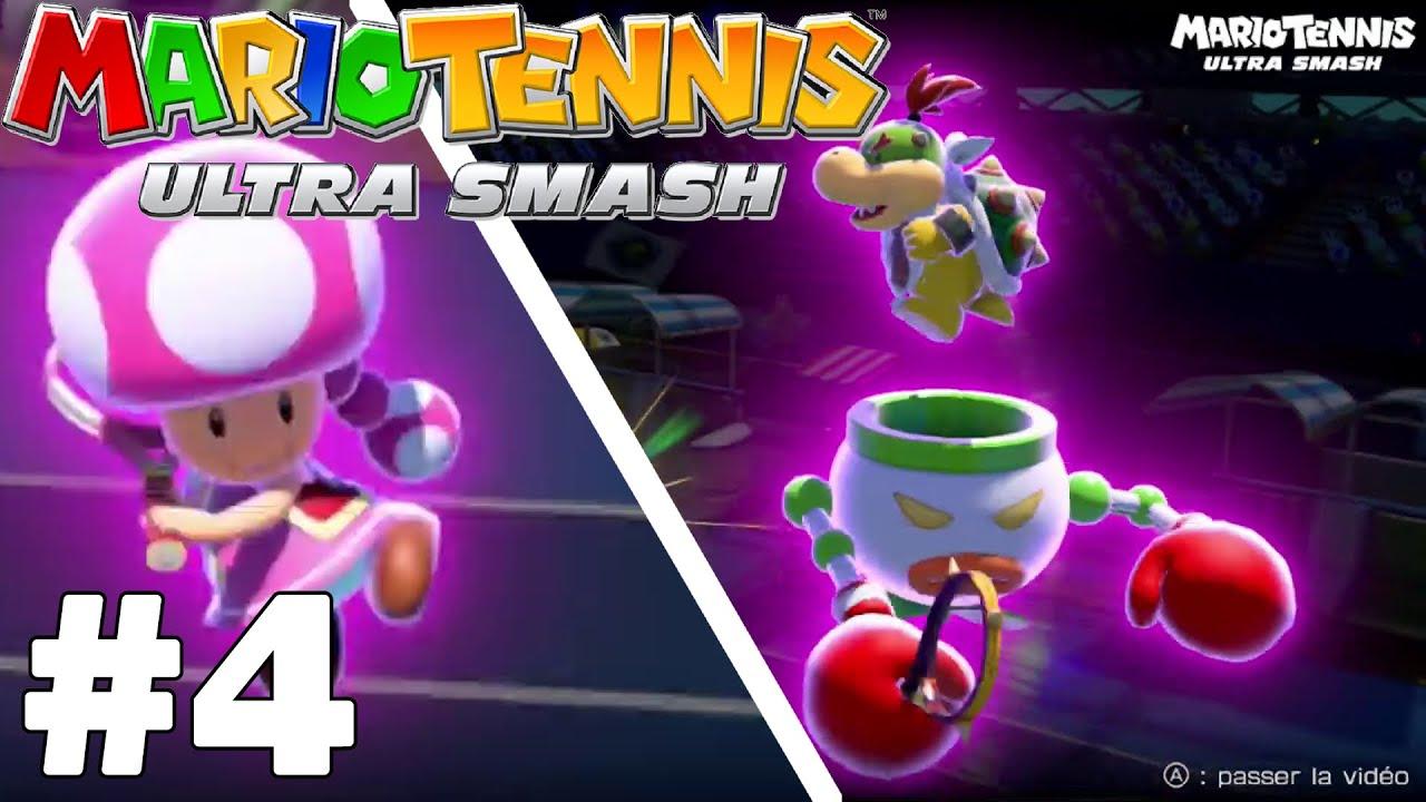 Toadette Amp Bowser Jr Let S Play Episode 4 Mario