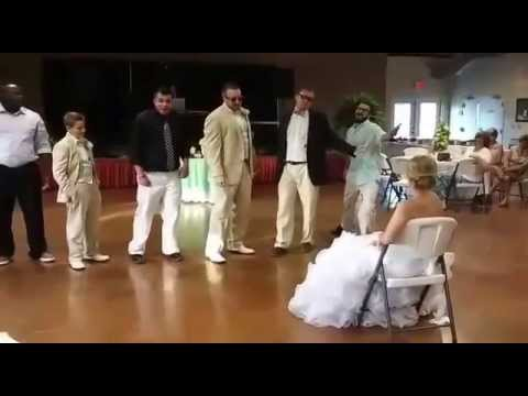 EPIC Brother/Sister Dance- Wedding Takeover