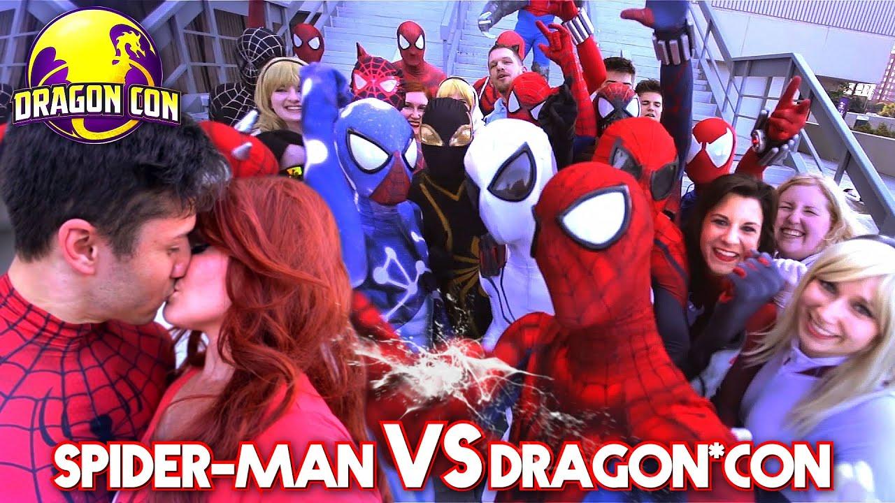 Spiderman 1 mary jane kiss