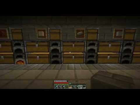 Large Biomes LP EP.27 - Trading Ship Completed and Self Replenishing Ovens.