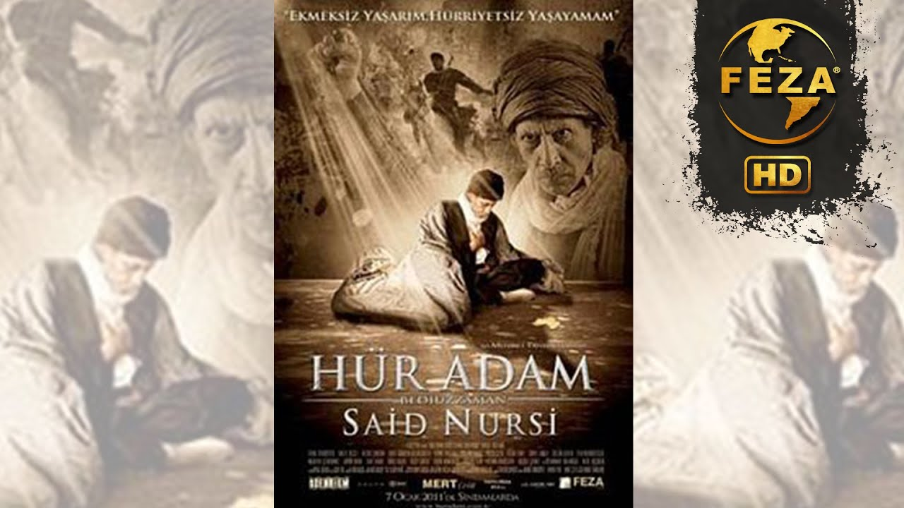 HÜR ADAM | HD Sinema Filmi | Said Nursi Biyografisi