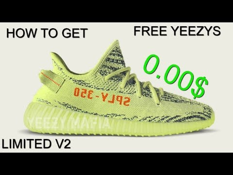 95a79f322 HOW TO GET FREE YEEZYS 2018  WORKING  (PARODY) - YouTube