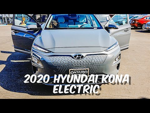 2020 Hyundai Kona Electric Ultimate Test Drive & Review