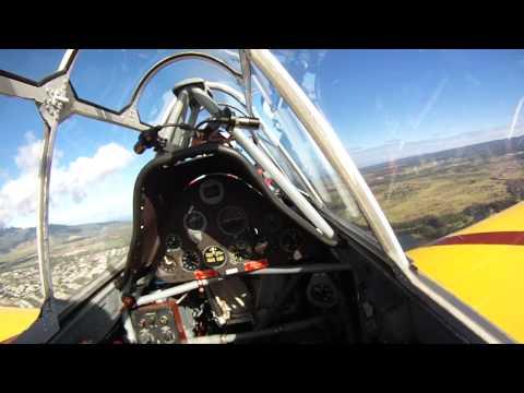 T-6/SNJ Flight