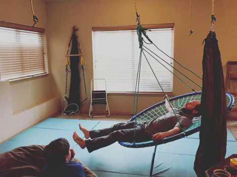 Home Sensory Gym Designs