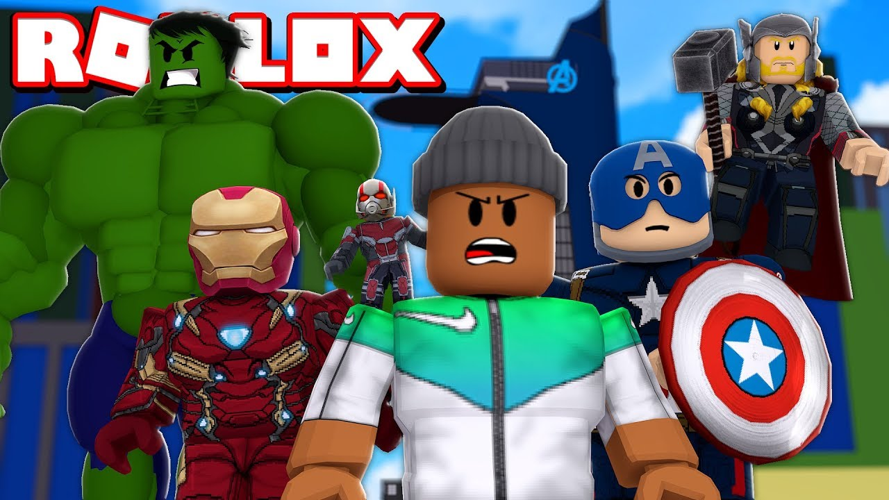 Becoming A Superhero In Roblox - How I Became The Best Superhero In Roblox