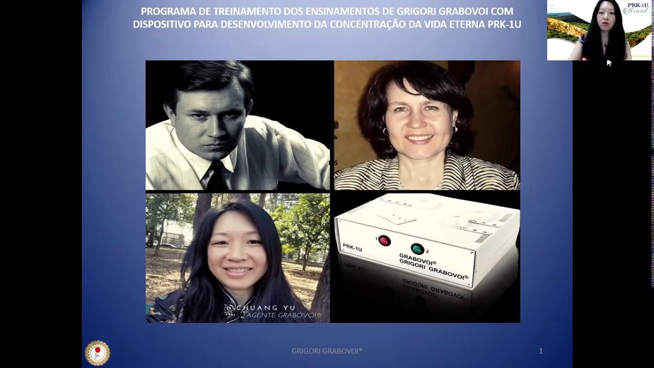 COMO O DISPOSITIVO PRK-1U DE GRIGORI GRABOVOI INTEREGE COM A NOSSA CONSCIÊNCIA