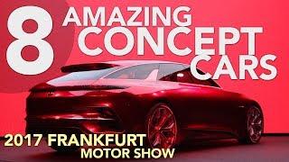 8 Best Concept Cars of the 2017 Frankfurt Motor Show