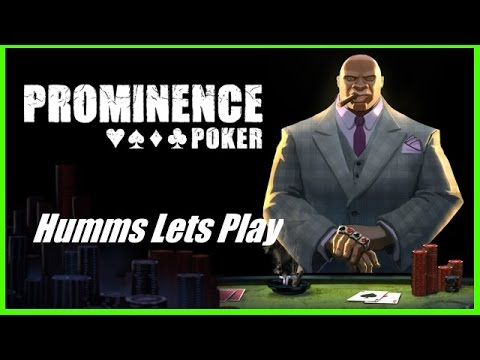 Prominence Poker | Tunier | PS4 | German | Humms Lets Play