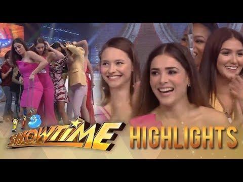 It's Showtime Cash-Ya!: Miss Universe 2014...