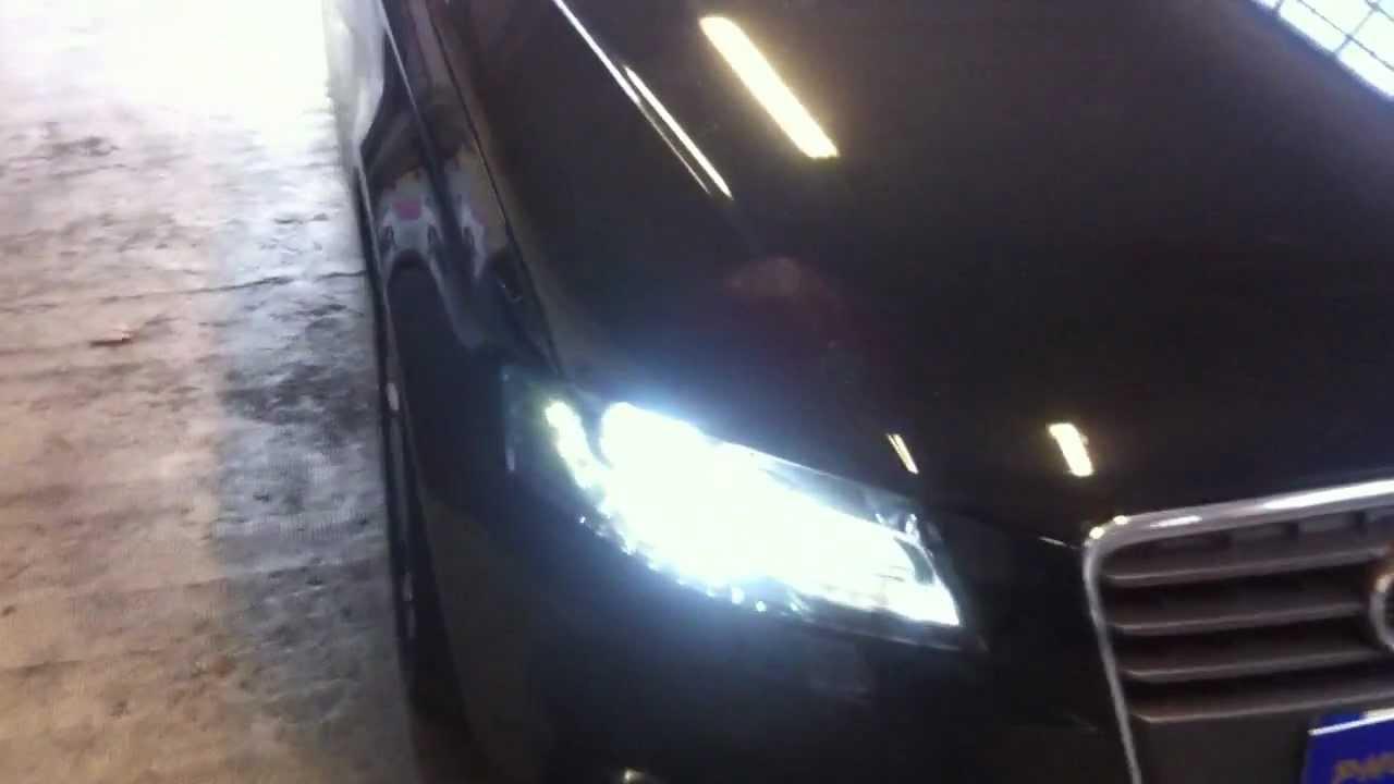 Mazda 6 0 60 >> SOSTITUZIONE LAMPADA XENON ORIGINALE BRUCIATA AUDI A4 2.0 ...