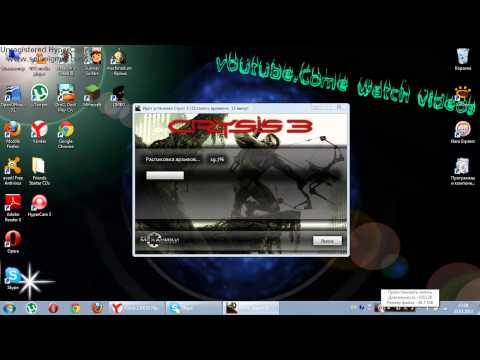 Патчи Crysis 3 на Crysis Trilogy Russian Portal