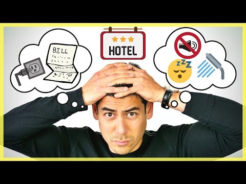13 Things I Hate When Staying At Hotels | My List Of Travel Annoyances & Pet Peeves