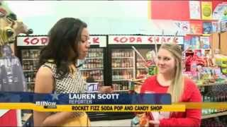 Rocket Fizz Lincoln on 1011 News