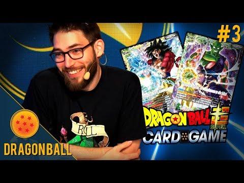Nouveau Deck Piccolo & Son Goku - Dragon Ball Super Card Game #3