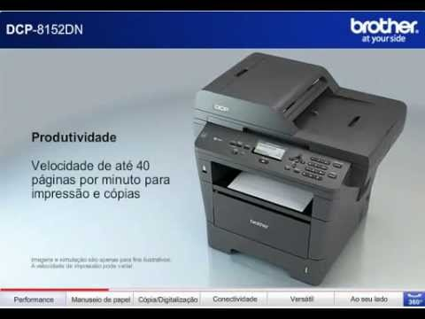 BROTHER DCP-8152DN PRINTER WINDOWS XP DRIVER DOWNLOAD