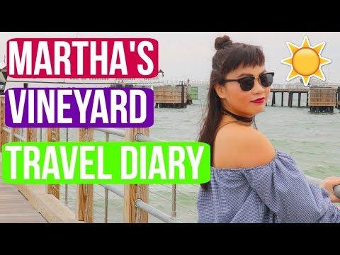 MARTHA'S VINEYARD TRAVEL DIARY | Little Red Alice