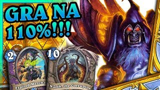 Gra na 110%!! - N'Zoth Warlock #14 by NoHandsGamer - Hearthstone Deck (Doom in the Tomb)