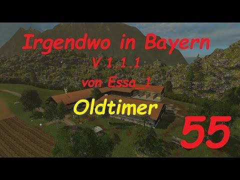 LS 15 Irgendwo in Bayern Map Oldtimer #55 [german/deutsch]