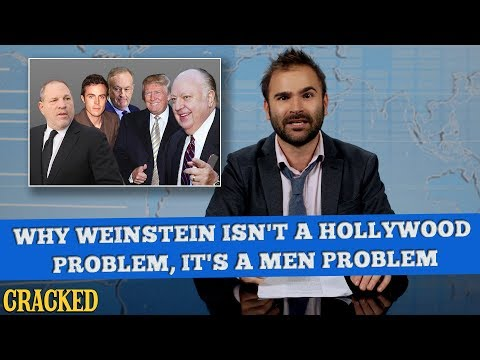 Why Weinstein Isn't A Hollywood Problem, It's A Men Problem - Some News