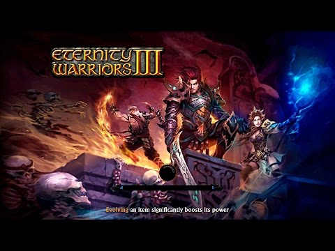 Eternity Warrior III - The Dragon's Neck