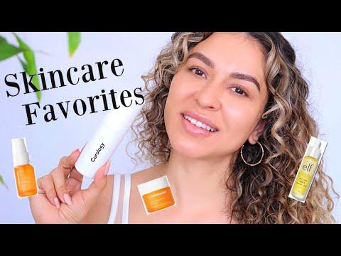 skincare-favorites