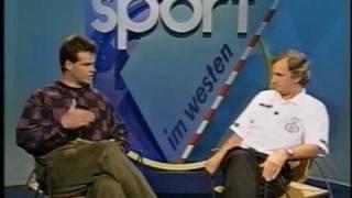 1992 Fortuna Düsseldorf | Rückkehr Aleks Ristic | Jürgen Hauswald, Jörg Schmadtke und Charly Neumann