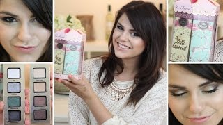 Too Faced La Belle Carousel Holiday Set | REVIEW & TUTORIAL Thumbnail