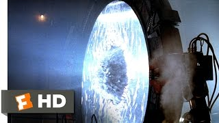 Stargate (2/12) Movie CLIP - Activation of the Stargate (1994) HD
