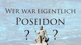 Wer war eigentlich POSEIDON ? | Antike erklärt | griechische Mythologie