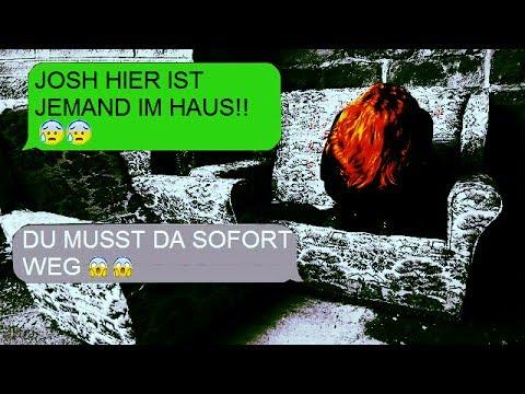 Gruselige Chat Nachrichten