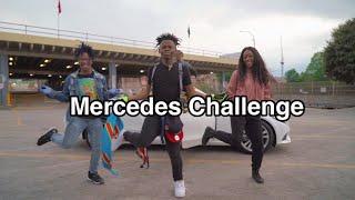 Mercedes Song *New Dance* | #MercedesChallenge 🔥