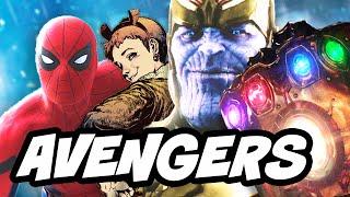 Avengers Infinity War Spider Man vs Squirrel Girl Explained