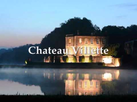 Chateau Villette - Paris Luxury Chateau Rental - Ideal Vacation Rentals