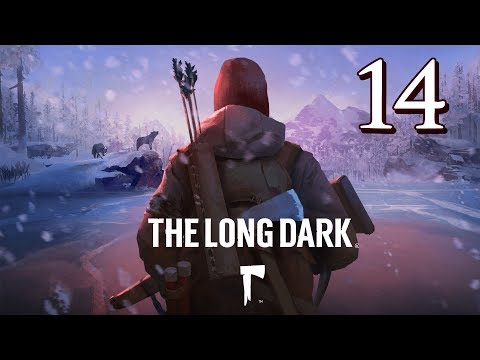 The Long Dark - Let's Play Part 14: Hunting Lodge